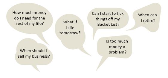 Question bubbles